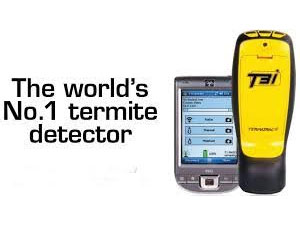 Best Termite Control detection device